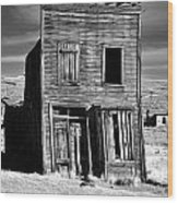Ghosts Of Bodie  Wood Print by Matt MacMillan