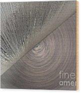 Giant's Eye Wood Print