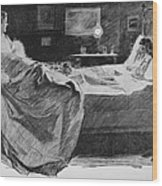 Gibson Art, 1897 Wood Print