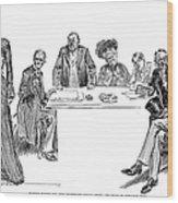 Gibson: Drawings, 1904 Wood Print