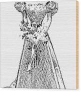 Gibson: Gibson Girl, 1897 Wood Print