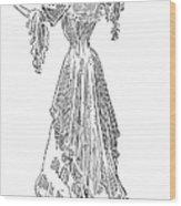 Gibson: Gibson Girl, 1903 Wood Print