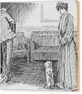 Gibson: Lifes Vaudeville Wood Print