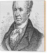 Gilbert Stuart (1755-1828) Wood Print