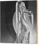Ginger Rogers, Ca. 1930s Wood Print