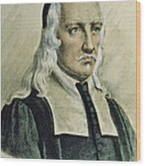 Giovanni Alfonso Borelli Wood Print