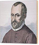 Giovanni Palestrina Wood Print