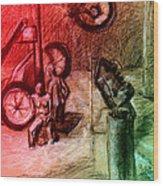 Giro D'italia 1 Wood Print