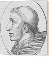 Girolamo Savonarola Wood Print