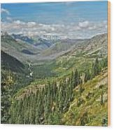 Glacier National Park 9275 Wood Print