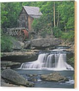 Gladie Mill Wood Print