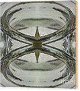 Glas Art Wood Print