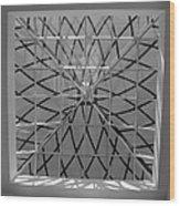 Glass Celing Wood Print