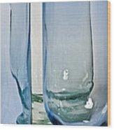 Glass Show Wood Print