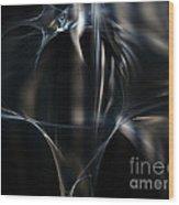 Glass Spirit  Wood Print
