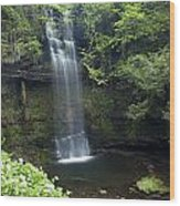 Glencar Waterfall, Co Sligo, Ireland Wood Print