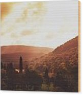 Glendalough, County Wicklow, Ireland Wood Print