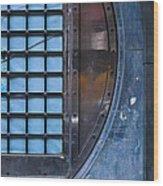 Glimmer Twin Wood Print