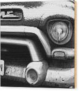 Gmc Truck Wood Print
