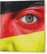 Go Germany Wood Print by Semmick Photo
