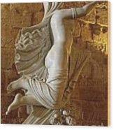 Goddess 2 Wood Print