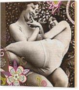 Goddesses Wood Print