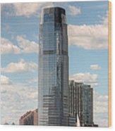 Goldman Sachs Tower IIi Wood Print