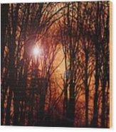 Good Day Sunshine Wood Print