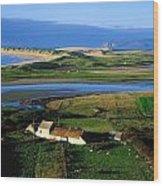 Gort A Choirce Gortahork Co Donegal Wood Print