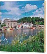 Graignamanagh, Co Kilkenny, Ireland Wood Print