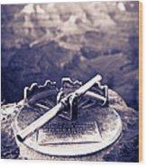 Grand Canyon - Sight Tube Wood Print