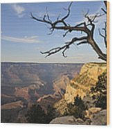 Grand Canyon 4 Wood Print