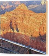 Grand Canyon 43 Wood Print