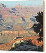 Grand Canyon 53 Wood Print
