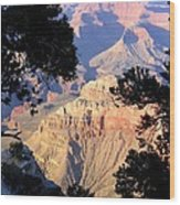 Grand Canyon 60 Wood Print