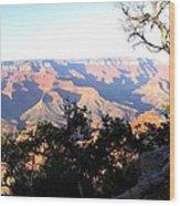 Grand Canyon 61 Wood Print