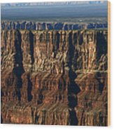Grand Canyon Cliffs IIi Wood Print