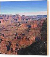 Grand Canyon Daytime Wood Print