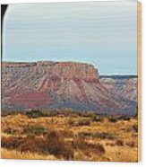 Grand Canyon- Framed Wood Print