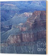 Grand Canyon Grandeur Wood Print