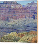 Grand Canyon Landscape II Wood Print