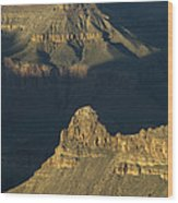 Grand Canyon Vignette 2 Wood Print