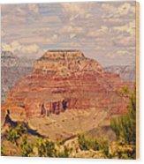 Grand Canyon - Yavapai  Wood Print