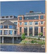 Grand Rapids Museum Wood Print
