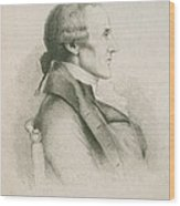 Granville Sharp 1735-1813, English Wood Print by Everett