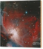 Great Nebula In Orion Wood Print by Science Source
