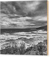 Great Ocean Road V9 Wood Print