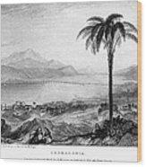 Greece: Kefalonia, 1833 Wood Print by Granger
