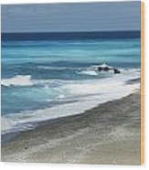 Greece, Lefkas Wood Print by Axiom Photographic
