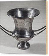 Greek Drinking Cup Wood Print